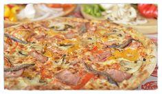 Pizza cuatro estaciones! #pizza #cuatroestaciones #yummy #family #friends #pizzalovers #pornfood #pornpizza #badalona #mataro #terrassa #elmasnou