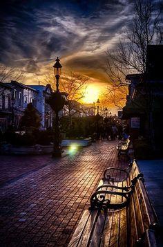 Beautiful sunset landscape more at @ Beautiful Sunset, Beautiful World, Beautiful Places, Beautiful Scenery, Beautiful Moments, Amazing Places, Cool Pictures, Cool Photos, Beautiful Pictures