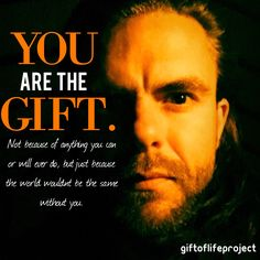Be the Gift!!!