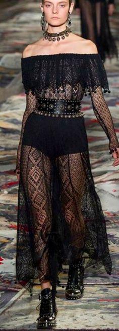 Gothic Chic.