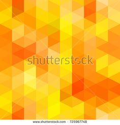 Seamless tessellation pattern. Vibrant polygon background with tessellated texture.