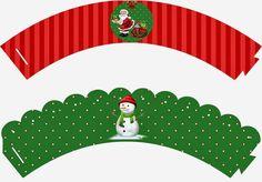 Christmas: Santa Free Printable Kit.