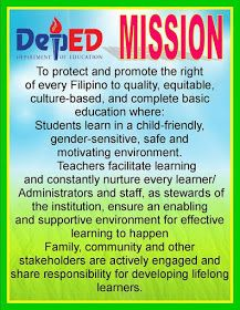Teacher Fun Files: DepEd Vision, Mission and Core Values Poster Missions Bulletin Board, Elementary Bulletin Boards, Bulletin Board Design, Teacher Bulletin Boards, Birthday Bulletin Boards, Reading Bulletin Boards, Winter Bulletin Boards, Preschool Bulletin Boards, Bulletin Board Display