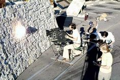 A Behind The Scenes Look How Star Wars Special Effects Filmed