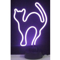 Neonetics Business Signs Cat Neon Sign | Wayfair