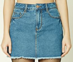 , Fabulous Find of the Week: Forever 21 Denim Skirt , It might be a new year but old fashion trends are coming back in a huge way. Flared jeans, denim-on-denim, and more late '90s and early 2000s trends arerising in popularity.If a new fashion risk sounds too daring for you, try this past and present trend: adenim mini ... , Cameron - Tulane University ,...