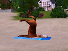 Sims gone wrong. This is cracking me up way too much