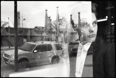 Michael Pitt for rag & bone's Fall 2014 Campaign Shot by Glen Luchford