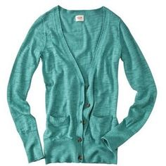 Mossimo Supply Co. Juniors Boyfriend Cardigan Assorted Colors