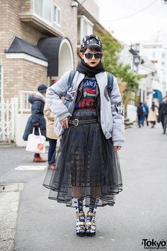 sheer skirts!