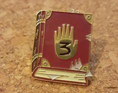 Gravity Falls Journal 3 Pin