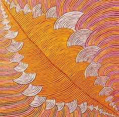 Australian Aboriginal Art Dot Paintings Symbols Aboriginal Artwork Drawings & Sculpture