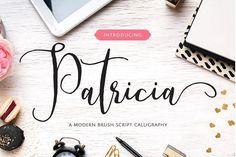 Patricia by Siwox Core LineType on @creativemarket