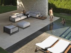Casilda furniture by Ramón Esteve for Talenti Outdoor Living » Retail Design…