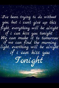 Lyrics favorite lyrics country lyrics kiss you song lyrics country
