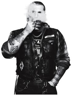 Andrew Shaylor's Hells Angels Portraits 4