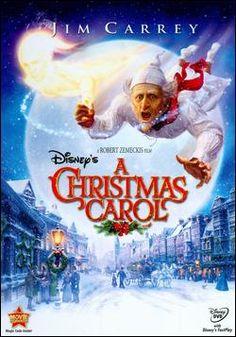 Disney's A Christmas CarolDVD786936805048 Front