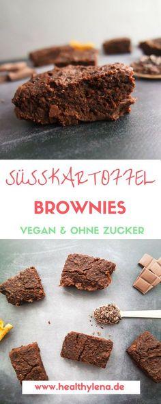 Warum Brownies zu meinen absoluten Lieblingsdesserts gehören, muss ich euch wohl nicht mehr erklären. Schokoladig, saftig und süß – damit bekommt man mich immer. Falls ihr mich kennt, wisst ihr, dass ich natürlich auch von diesem Rezept eine gesunde Version kreieren muss. Hier geht's zum Rezept für meine Süßkartoffel-Brownies: vegan, glutenfrei und ohne Zucker!