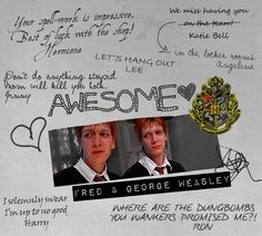 Photo of Awesome for fans of Harry Potter Vs. Twilight. Angelina's notes x]