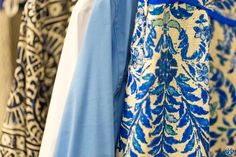 Behind the Scenes: Tory Burch Spring 2013