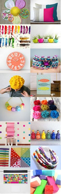 Trending Colorful Items by Katie Joy on Etsy--Pinned with TreasuryPin.com