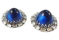 Kramer Cabochon Earrings on OneKingsLane.com