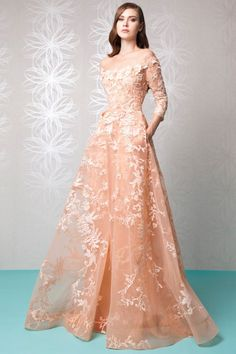Tony Ward RTW Spring/Summer 2016 Collection