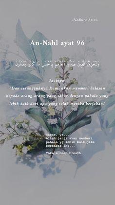 Surah An-Nahl. Allah Quotes, Muslim Quotes, Quran Quotes, Beautiful Islamic Quotes, Islamic Inspirational Quotes, Prayer Verses, Quran Verses, Reminder Quotes, Self Reminder
