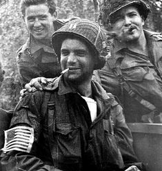 Captain Nixon of E Company, 2nd Battalion, 506th PIR, 1944 Band Of Brothers, Us Army, World War Ii, Ww2, The Twenties, Vietnam, History, World War Two, Historia