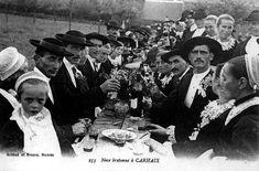 Mémoires et actualités du Kreiz-Breizh : Le Carhaix d'avant 1914 dévoilé en images