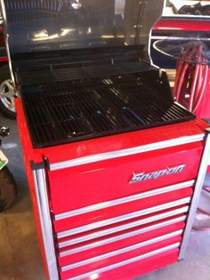 Snap-on grill Harley-Davidson of Long Branch www.hdlongbranch.com..... I so gotta get this