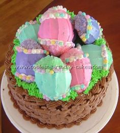 Easter Cakes!!!!