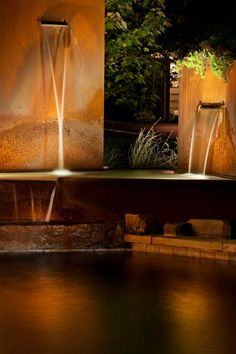 Check out these great ideas for plants and the design of a low-light garden.