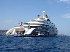 #Serene #Yacht  (440 Feet or 134 meters)