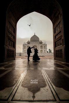 """Puneet Bhojwani """"Prewed at Taj Mahal"""" album - Love Story Shot - Bride and Groom in a Nice Outfits. Pre Wedding Shoot Ideas, Pre Wedding Poses, Pre Wedding Photoshoot, Wedding Couple Poses Photography, Fantasy Photography, Girl Photography Poses, Wildlife Photography, Cute Muslim Couples, Romantic Couples"""