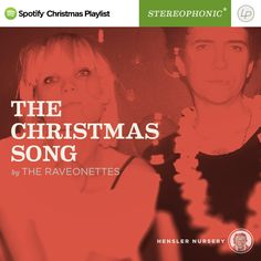 christmas song the ravonettes - Best Spotify Christmas Playlist