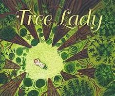 Kidlit Celebrates Women's History Month: Kate Sessions, The Tree Lady - an artist's perspective