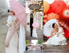 Rainy Day Weddings | Trending Now... Weddings | CurateHub