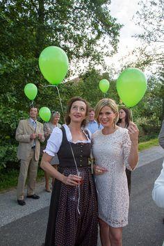 Konstanze Breitebner und Johanna Setzer
