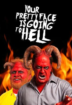 Your Pretty Face Is Going to Hell (2013– ) - A live-action workplace comedy about Gary, an associate demon, as he attempts to capture souls on earth in order to climb the corporate ladder of the underworld.   - Creators: Chris 'Casper' Kelly, Dave Willis -  Stars: Craig Rowin, Matt Servitto, Henry Zebrowski - COMEDY