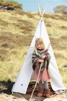 1512: Design 9 Poncho #strikk #knit 4 Kids, Kids Girls, Knitting For Kids, Plaid Scarf, Baby Car Seats, My Design, Crochet, Pattern, Knits