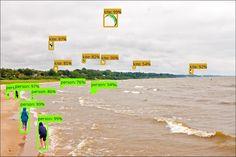 GoogleがTensorFlowによるオブジェクト検出APIをリリース、機械学習のデベロッパー利用がますます簡単に | TechCrunch Japan