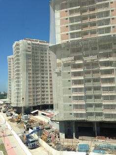 The Olympic Athletes' Village Rio 2016