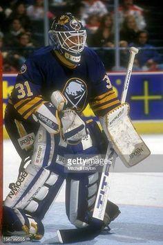 Hockey Goalie, Hockey Players, Ice Hockey, Goalie Mask, Buffalo Sabres, Cool Masks, Armor Of God, Nhl, Sweet