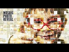 ▶ Mosaic Photo Reveal - After Effects Template - Project Files - Videohive - YouTube