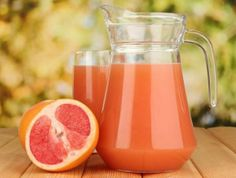 Diet With Grapefruit Juice- You Will Lose 50 Pounds For 2 Months