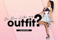 Shop Now: http://www.modaxpressonline.com/Shop-By-Outfit-c80.htm