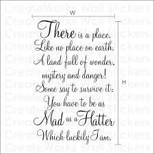 Image result for hatter quotes