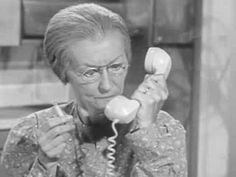 0 bea benaderet on the phone Beverly Hillbillies Cast, Irene Ryan, Winston Cigarettes, Old Commercials, Movie Previews, Commercial Ads, Jeremy Corbyn, Hillbilly, Classic Tv