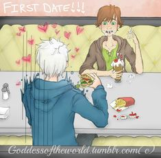 jack frost x hiccup Jack Frost, Dragon Rise, Dragon Art, Kawaii Anime, Hiccup Jack, The Big Four, How Train Your Dragon, Disney And Dreamworks, Same Love